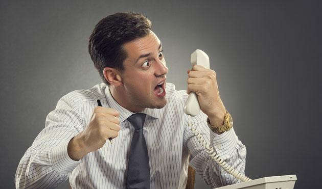 Top Five Debt Collector Phone Tactics